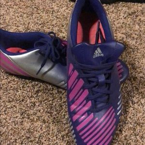 adidas Shoes - Women's 8.5 Addias soccer cleats